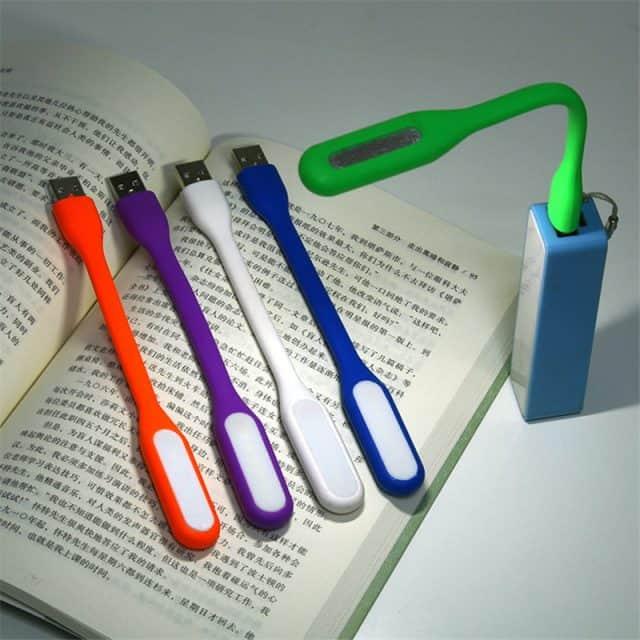 Mini Flexible USB LED Lamp for Gadgets