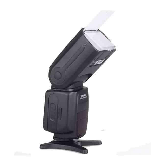 Adjustable Speedlite Flash for Nikon DSLR Cameras