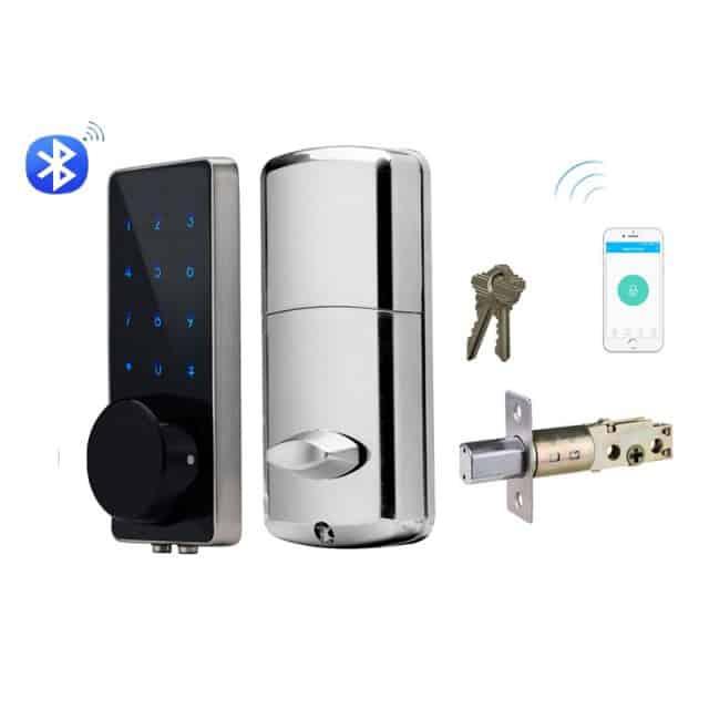 Smart Bluetooth Password Electronic Door Lock