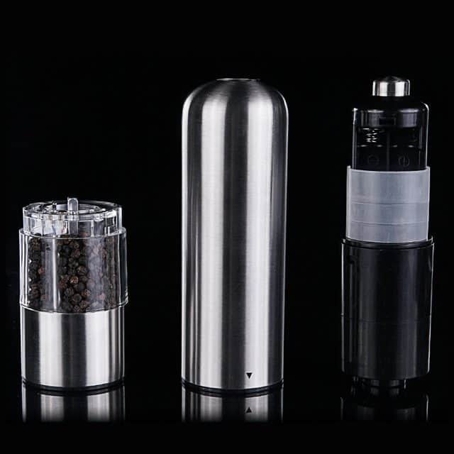 Electric Eco-Friendly Wear-Resistant Stainless Steel Spice Mills