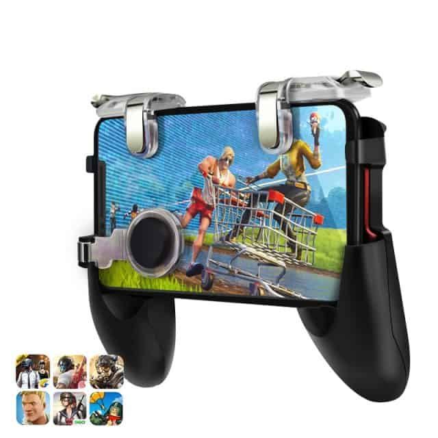 Game Controller For Mobile Phone